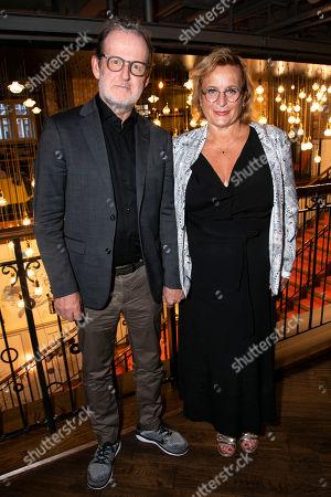 Bjorn Runge (Director) and Lena Runge (Editor)