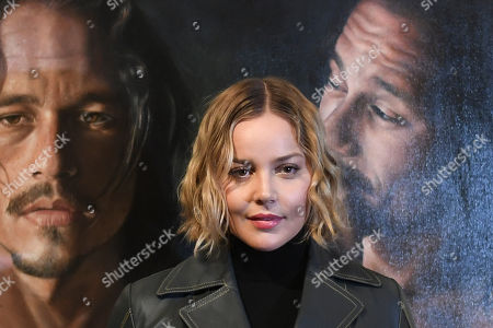 Australian actress Abbie Cornish poses for photographs during a media preview of the 'Heath Ledger: A Life In Pictures' exhibition at the National Film and Sound Archive of Australia (NFSA) in Canberra, Australian Capital Territory, Australia, 10 August 2018 (issued 11 August 2018). The free exhibition celebrates the life and work of one of Australia's most acclaimed actors, and will run in Canberra from 10 August 2018 until 10 February 2019.