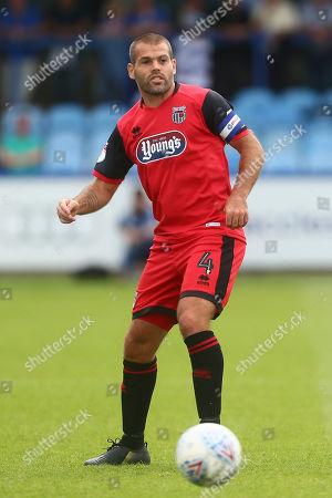 Grimsby's John Welsh