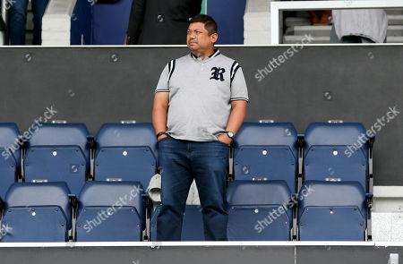 Ruben Emir Gnanalingam - QPR owner