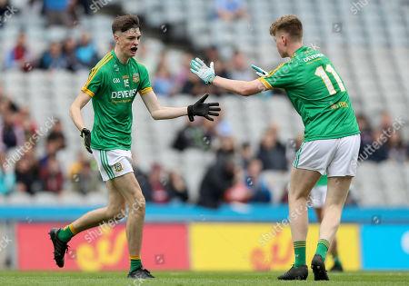 Editorial image of GAA Football All-Ireland Minor Championship Semi-Final, Croke Park, Dublin  - 11 Aug 2018
