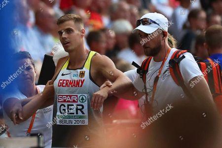 Editorial photo of Athletics European Championships 2018, Berlin, Germany - 12 Aug 2018