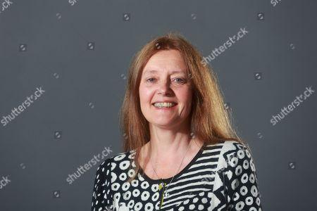 Stock Picture of Gerda Stevenson author