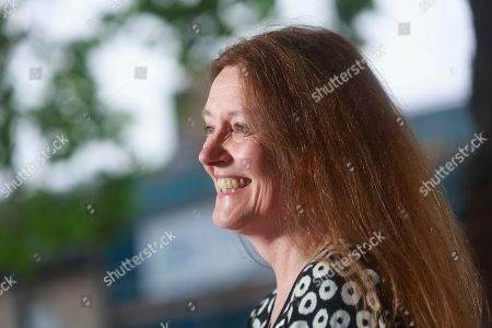 Stock Image of Gerda Stevenson author