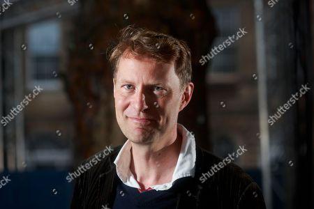 Luke Harding Author