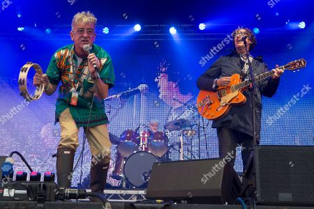 The Bluebells - Ken McCluskey, David McCluskey and Bobby Bluebell (born Robert Hodgens)