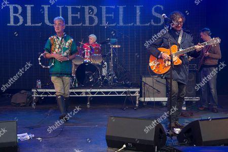 The Bluebells - Ken McCluskey, David McCluskey, Bobby Bluebell (born Robert Hodgens) and Lawrence Donegan