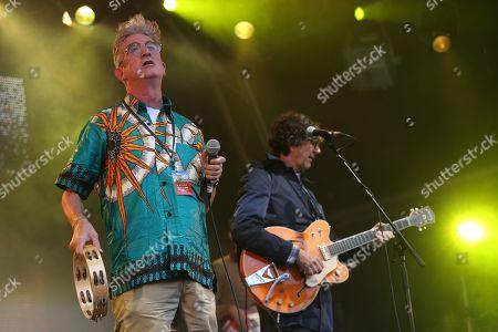 The Bluebells - Ken McCluskey and Bobby Bluebell (born Robert Hodgens)
