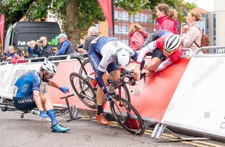 Editorial picture of HSBC UK Grand Prix Series - Leicester Castle Classic. Leicester, UK - 12 Aug 2018