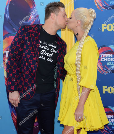 Editorial photo of Teen Choice Awards, Arrivals, Los Angeles, USA - 12 Aug 2018