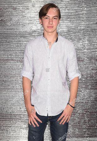 Stock Image of Hayden Byerly