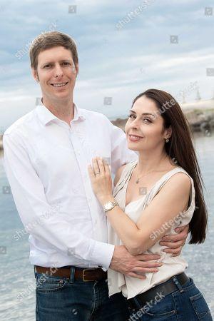 Prince Leka and Princess Elia