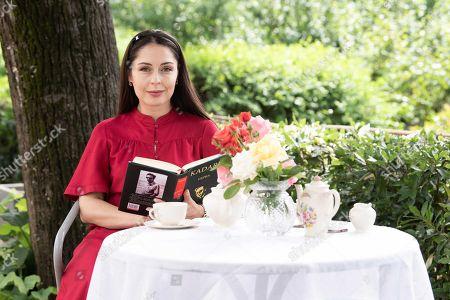 Editorial photo of Prince Leka and Princess Elia of Albania photoshoot, Durres, Albania - 10 Aug 2018