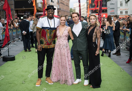 Editorial picture of 'The Festival' film premiere, London, UK - 13 Aug 2018