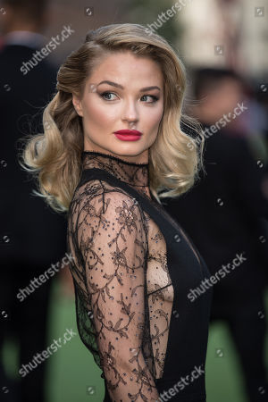 Stock Picture of Emma Rigby