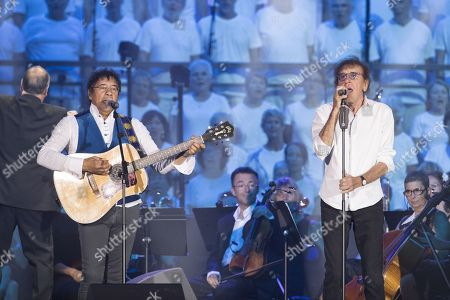 Laurent Voulzy and Souchon Voulzy