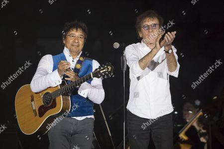 Laurent Voulzy and Alain Souchon