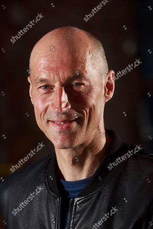 Graeme Obree cyclist