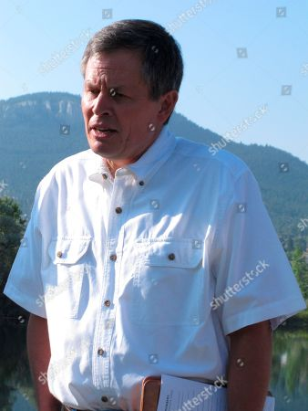 U.S. Sen. Steve Daines, R-Mont., urges Congress to permanently reauthorize the Land and Water Conservation Fund in a news conference in Helena, Mont., on . The program, which uses offshore drilling royalties to pay for conservation and outdoor recreation projects across the nation, expires Sept. 30