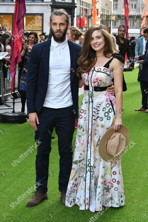 Editorial image of 'The Festival' film premiere, London, UK - 13 Aug 2018
