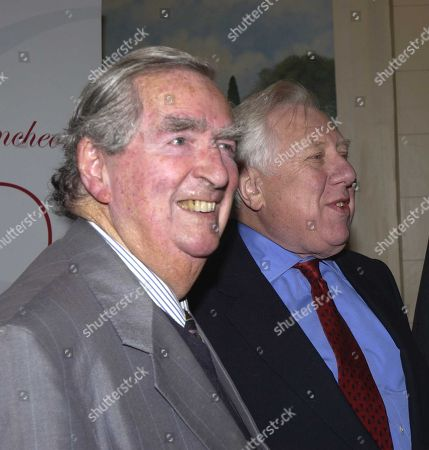 Denis Healey and Roy Hattersley