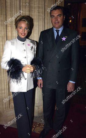 The Duke and Duchess of Calabria