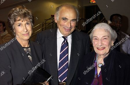 Stock Photo of Paul Raphael's Father Frederic Raphael with His Wife Sylvia Betty Glatt and Grandmother