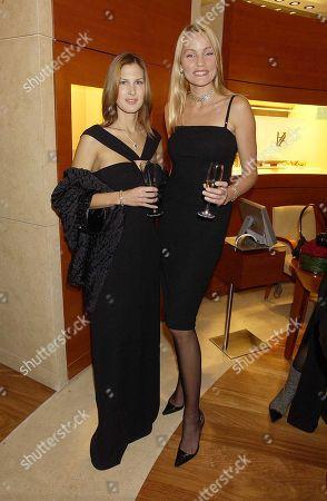 Julienne Davis and Kaja Wunder