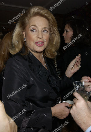 Editorial picture of Avakian Jewellery Shop Opening Party On Sloane Street London, UK - 27 Nov 2002