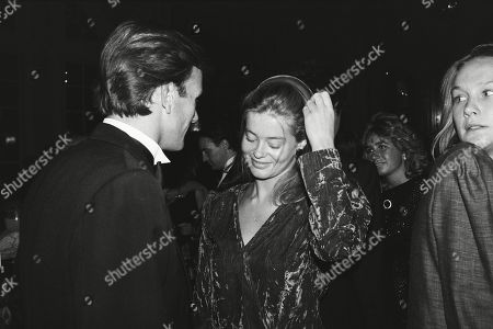 David Flint Wood and Lady Helen Taylor (windsor)