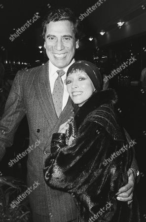 Editorial photo of Carmen Premiere Afterparty at Cafe Pelican London, UK - 1 Mar 1985