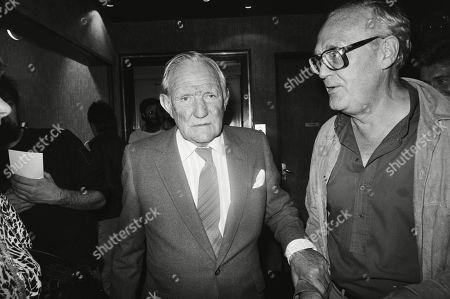 Trevor Howard and Joss Ackland