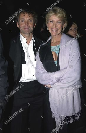 John Francombe and Tracey Bailey