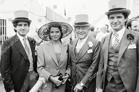 Editorial picture of Derby Day at Epsom Racecourse, Epsom Epsom, UK - 4 Jun 1986