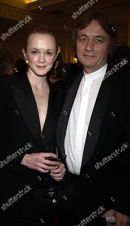 Agent Dallas Smith with His Partner Actress Camilla Power