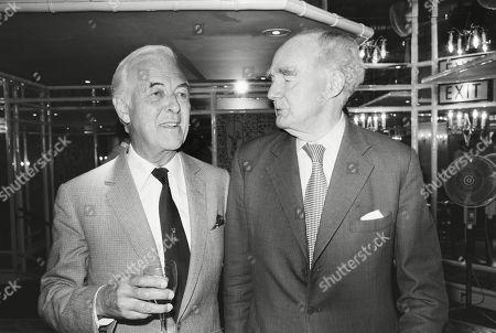 Michael Denison and Martin Gilliat