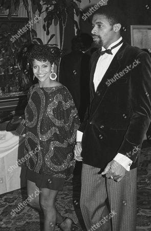 Debbie Allen and Husband Norman Nixon