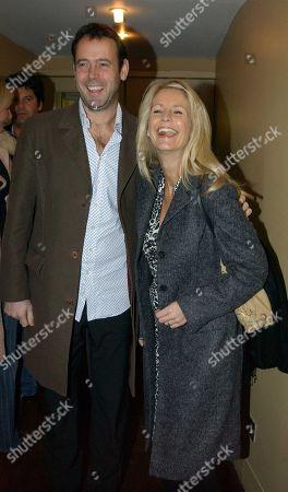 Ulrika Jonsson with Her Husband Lance Gerrard-wright