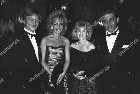 Michael York with His Wife Patricia Mccallum