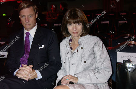 Anna Wintour with Her Partner Shelby Bryan