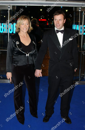 Sarah Beeny with Her Husband Graham Swift
