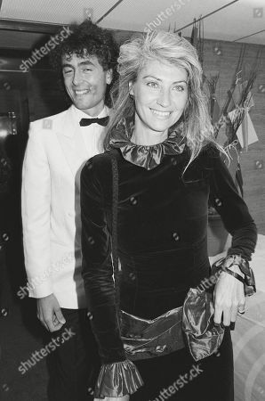 Editorial photo of Nordoff Robbins Music Therapy Gala Fashion Show at the Savoy London, UK - 12 Sep 1986