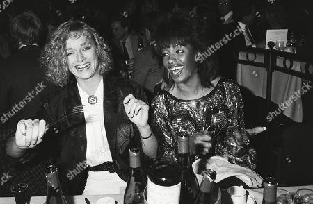 Catherine (katie) Rabett and Sheila Ferguson