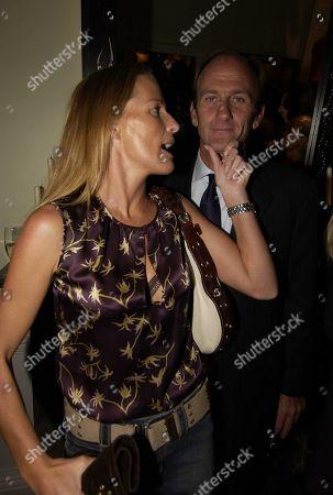 India Hicks with Her Partner David Flint Wood (flintwood)