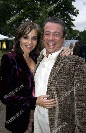 Hamish Mcalpine and Carole Siller