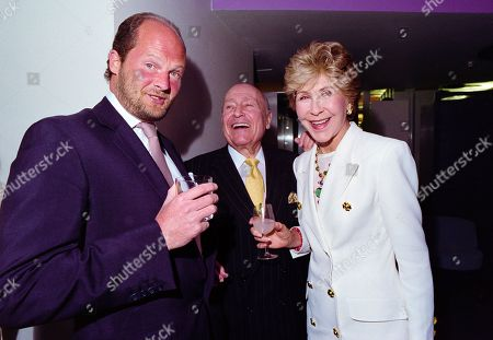 Jerry Zipman Harry Fane and Betsy Bloomingdale