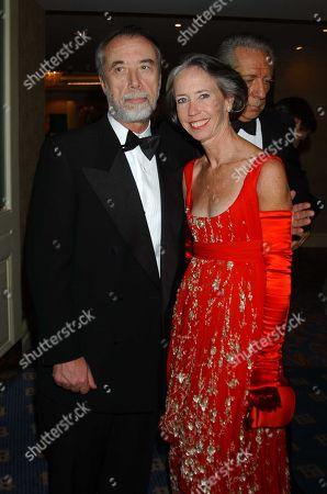 Domenico De Sole (gucci) with His Wife