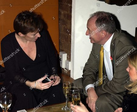 Ken Livingstone with His Partner Emma Beal Who is 8 Months Pregnant