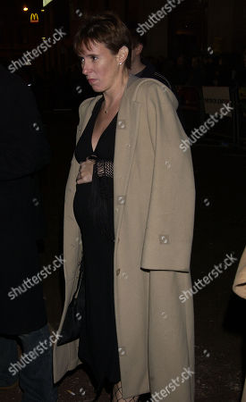 Emma Beal (ken Livingstone's Wife Who is 8 Months Pregnant)