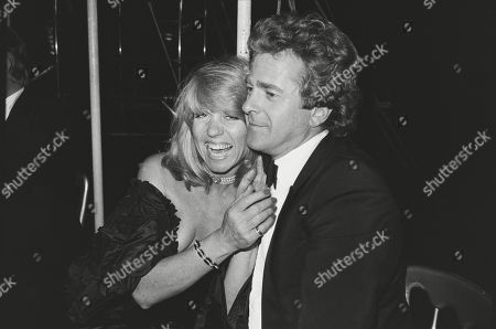 Ingrid Seward and Ross Benson
